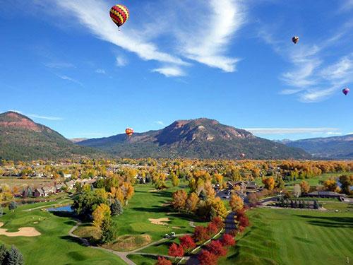 Autumn events in Durango